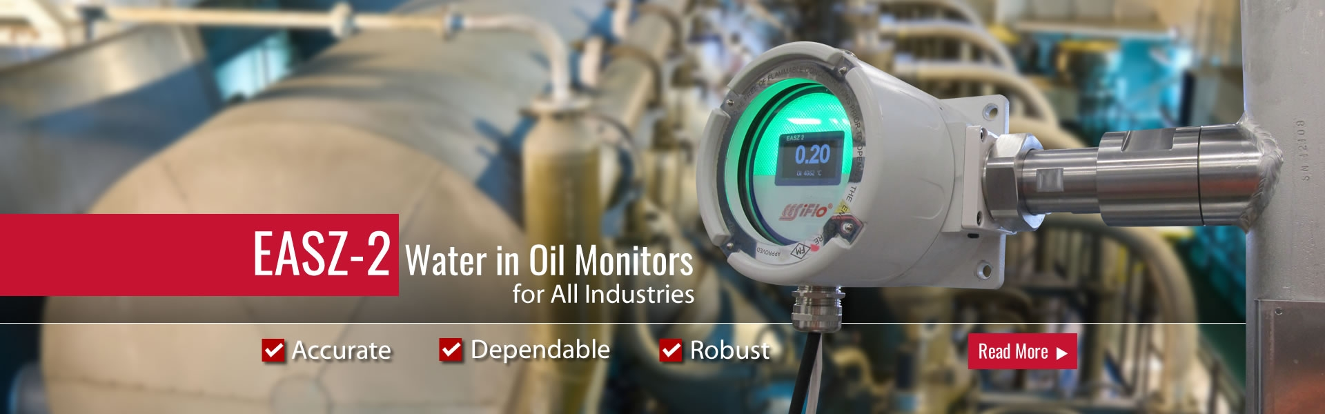 Water Detection in Oil and Fuel